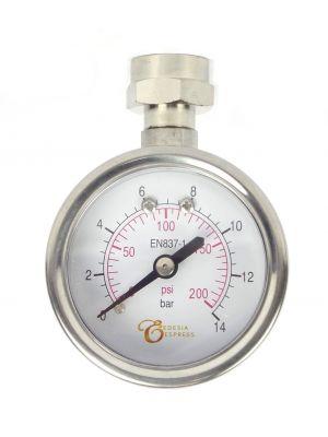 Portafilter Pressure Gauge