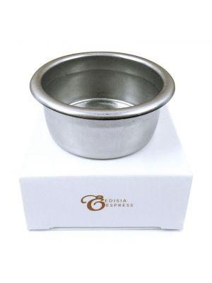 ELEKTRA 49mm 14g Double  Shot Replacement Portafilter Basket Coffee Espresso