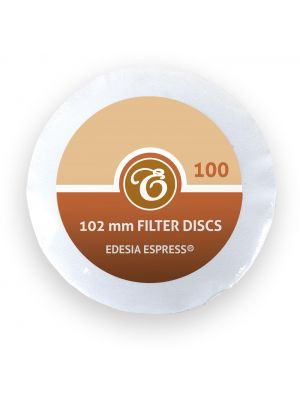 100 Filters Paper Discs For Espro Travel Press Espresso Coffee Machine Maker