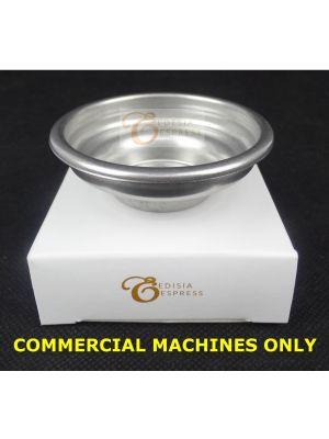 LA PAVONI 58mm 7g Replacement Portafilter Basket Espresso - COMMERCIAL ONLY