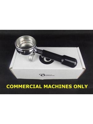 Portafilter for LA PAVONI 58mm Espresso Machines - 2 Spout, 14g Basket