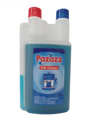 PAZAZZ Liquid Milk Froth Residue Cleaner Detergent for Coffee Espresso Machines - 1000ml