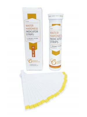 Total Water Hardness Test Strips x 25