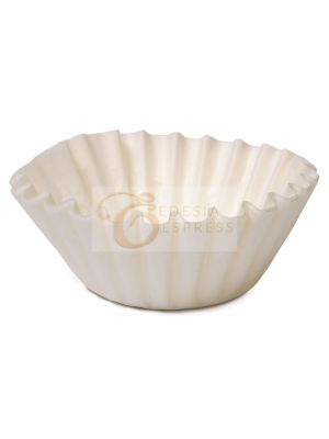 Size 90/240mm (3 Pint) Basket Coffee Filter Papers White
