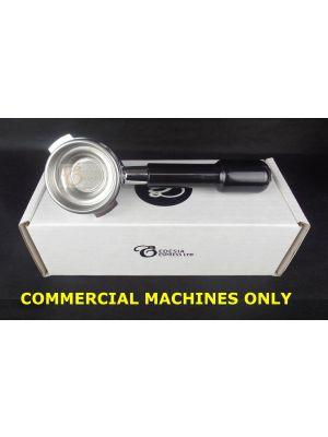 Portafilter for LA PAVONI 58mm Espresso Machines - 1 Spout, 7g Basket