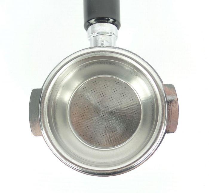 14g Basket SANREMO Portafilter Coffee Espresso Machine Walnut Handle 2 Spout